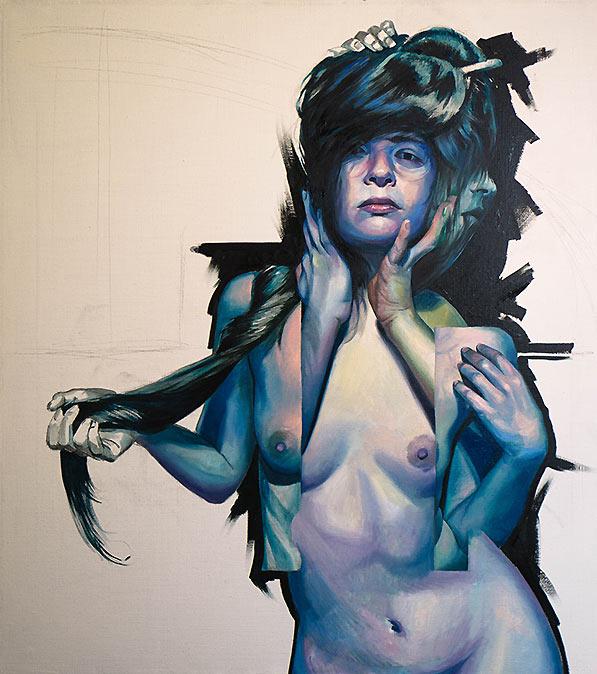 Scott Hutchison - Unwinding Sheba's Hair - Layer-5