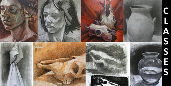 Art League Demonstration Thumbnail by Scott Hutchison