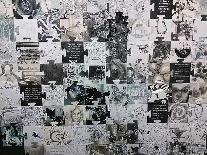 Public Art Project - Community Canvas by Scott Hutchison